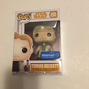 Tobias Beckett Funko POP